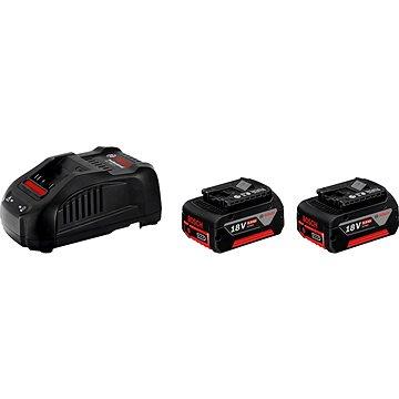 Bosch Starter Set 2 x GBA 18V + GAL 1880 CV Professional (1.600.A00.B8J)