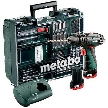METABO PowerMaxx SB Basic Set MD 2x2,0Ah (600385920)
