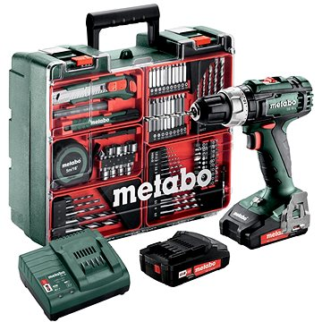 METABO SB 18 L Set MD 2x2,0Ah (602317870)