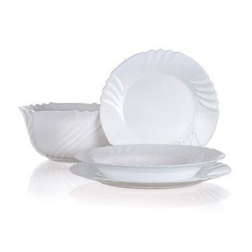 BORMIOLI Sada talířů EBRO, 19 ks (05402404)