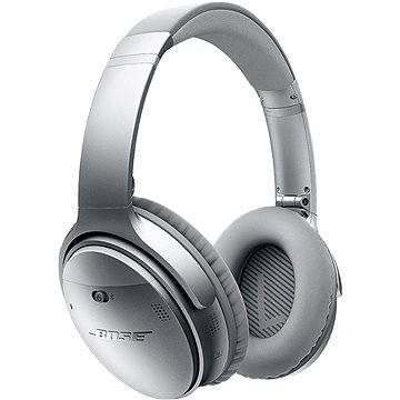 BOSE QuietComfort 35 wireless silver (B 759944-0020)