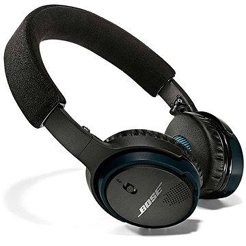 BOSE SoundLink On Ear modro/černá (B 0714675-0010)
