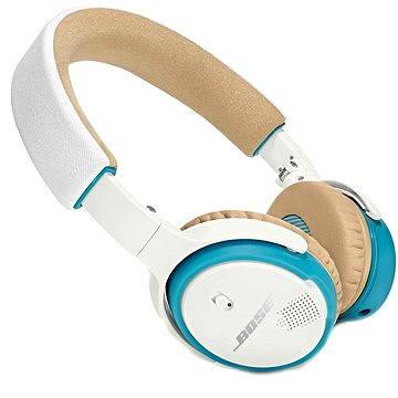 BOSE SoundLink On Ear modro/bílá (B 0714675-0020)