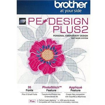 Brother PE Design plus2 (4977766764834)