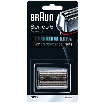 Braun CombiPack Series 5 FlexMotion-52S-stříbrný (81384830)