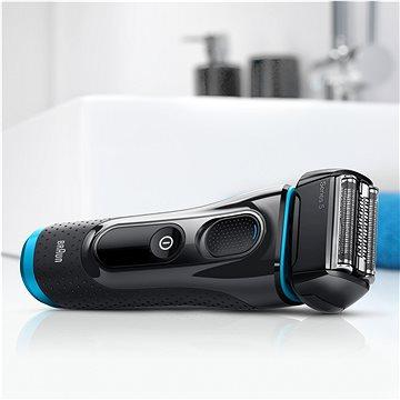 Braun CombiPack Series 5 FlexMotion-52B-černý (4210201072164)