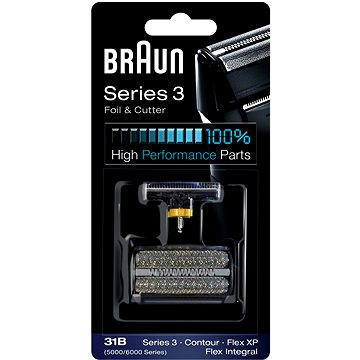 Braun CombiPack FlexIntegral-31B, černý (4210201072799)