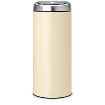 Odpadkový koš Brabantia Touch Bin 30l, mandlová (479809)