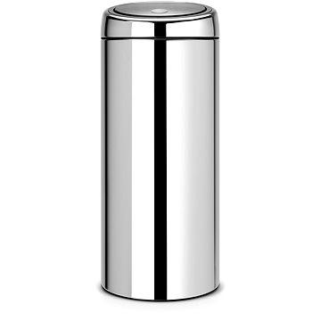 Odpadkový koš Brabantia Touch Bin 30l, lesklá ocel (287367)