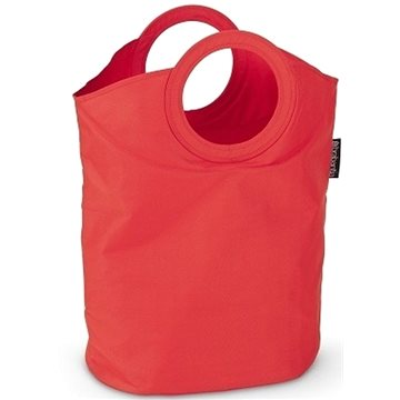 Brabantia, taška na prádlo oválná, barva červená (102523)