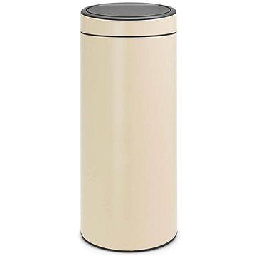 Odpadkový koš Brabantia, koš touch bin new 30l barva mandlová (115042)