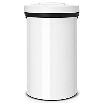 Odpadkový koš Brabantia, koš big bin 60l barva bílá (484544)