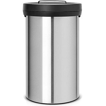 Odpadkový koš Brabantia, koš big bin 60l matná ocel (402043)