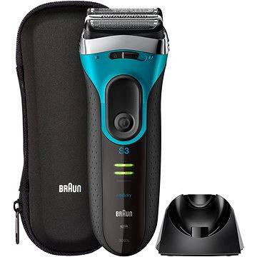 Braun Series 3 3080s (Wet&Dry) (4210201113492) + ZDARMA Zastřihovač vlasů a vousů BRAUN PT 5010