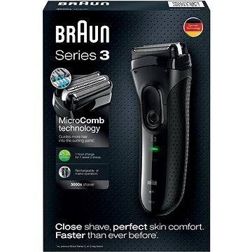 Braun Series 3 3000s (4210201124481)
