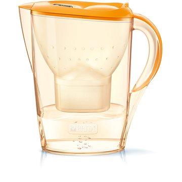 BRITA Filtrační konvice Marella Cool Memo Marigold Orange 2.4l (1011375/2pack)