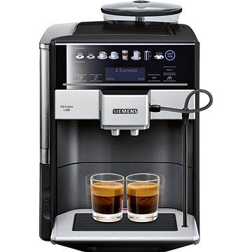 Siemens TE655319RW + ZDARMA Zrnková káva AlzaCafé 250g Čerstvě pražená 100% Arabica Digitální předplatné Beverage & Gastronomy - Aktuální vydání od ALZY