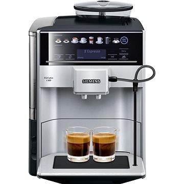 Siemens TE653311RW + ZDARMA Zrnková káva AlzaCafé 250g Čerstvě pražená 100% Arabica Digitální předplatné Beverage & Gastronomy - Aktuální vydání od ALZY