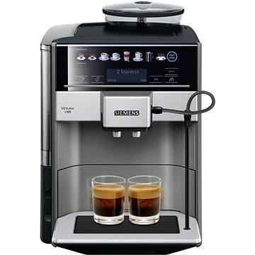 Siemens TE655203RW + ZDARMA Zrnková káva AlzaCafé 250g Čerstvě pražená 100% Arabica Digitální předplatné Beverage & Gastronomy - Aktuální vydání od ALZY