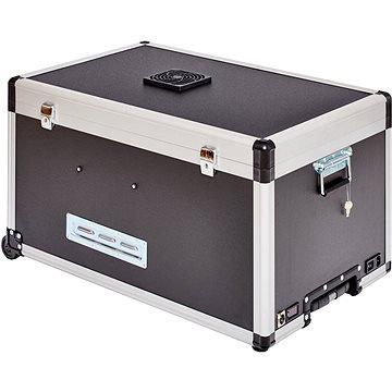 BScom kufr pro 16 notebooků, 16x zásuvka 230V (BSK_16NTB/2019)