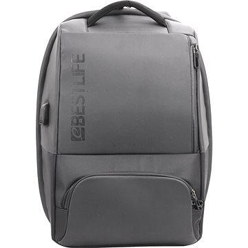 "BESTLIFE Neoton 15.6"" šedý (BB-3401G-1-15,6"")"