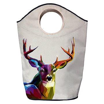Koš na prádlo Butter Kings multifunkční pytel majestic deer (BG118)