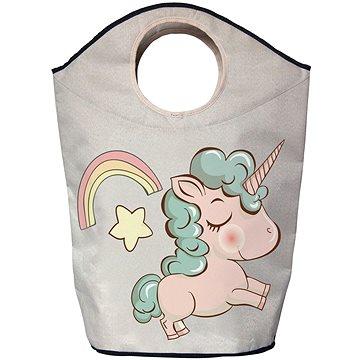 Koš na prádlo Butter Kings multifunkční pytel unicorn baby (BG148)