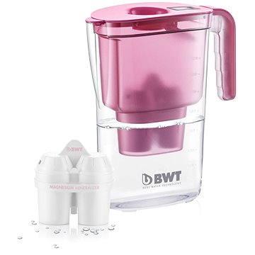 BWT Filtrační konvice VIDA růžová 2.6l (VIDA pink)