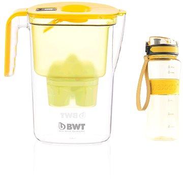 BWT VIDA žlutá + outdoor sport bottle sunflower