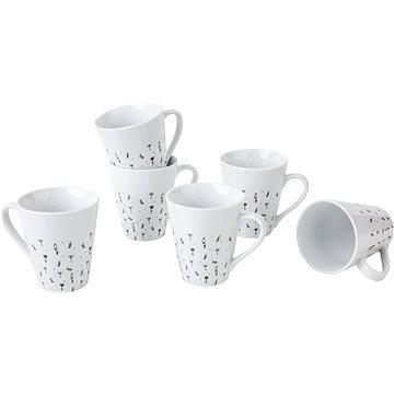 by inspire Sada hrnků na čaj HERBS 6ks 350ml (7626-99-33)