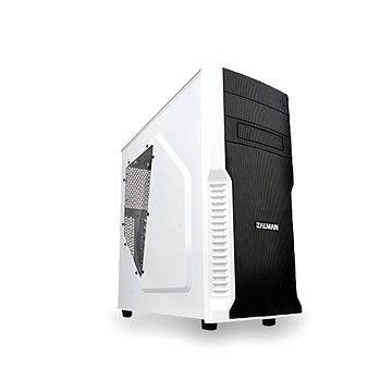 Zalman Z3 Plus bílá (Z3 Plus White)