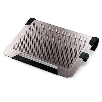 Cooler Master NotePal U3 PLUS titaniová (R9-NBC-U3PT-GP)