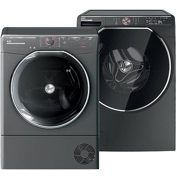 HOOVER AWMPD413LH8R/1-S + HOOVER ATDH11A2TKERXM-S