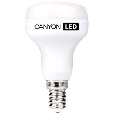 Canyon LED COB žárovka, E14, reflektor, 6W (R50E14FR6W230VW)