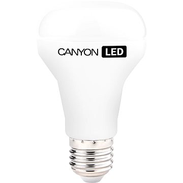 Canyon LED COB žárovka, E27, reflektor, mléčná, 10W (R63E27FR10W230VW)