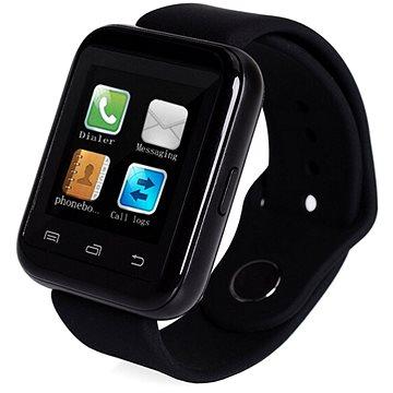 Chytré hodinky Carneo Smart handy - černé