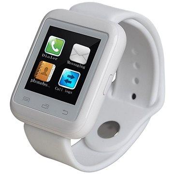 Chytré hodinky Carneo Smart handy - bílé