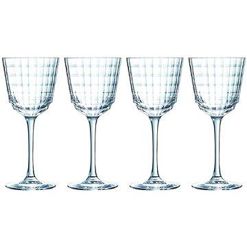 CRISTAL D´ARQUES Sklenice na bílé víno 250ml IROKO 4ks (P0420)