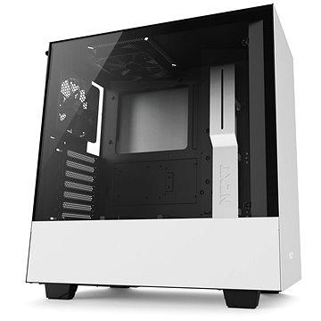 NZXT H500 bílá (CA-H500B-W1)