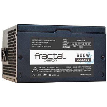 VYROBA Fractal Design Essence 600W (OEM-FD-PSU-ES1B-SI9-600W-3EU)