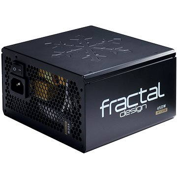 Fractal Design Integra M 450W černý (FD-PSU-IN3B-450W)