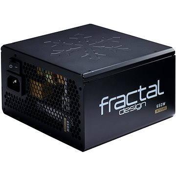 Fractal Design Integra M 650W černý (FD-PSU-IN3B-650W)