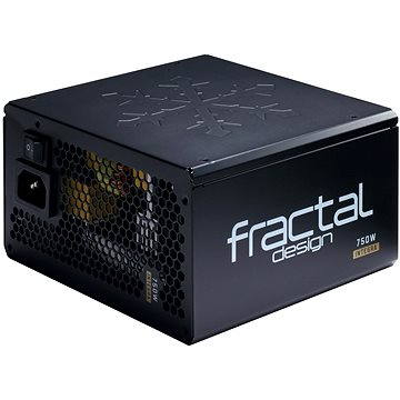 Fractal Design Integra M 750W černý (FD-PSU-IN3B-750W)