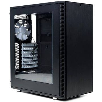 Fractal Design Define C Window (FD-CA-DEF-C-BK-W)