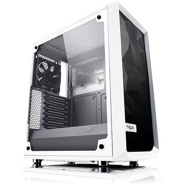 Fractal Design Meshify C White (FD-CA-MESH-C-WT-TG)