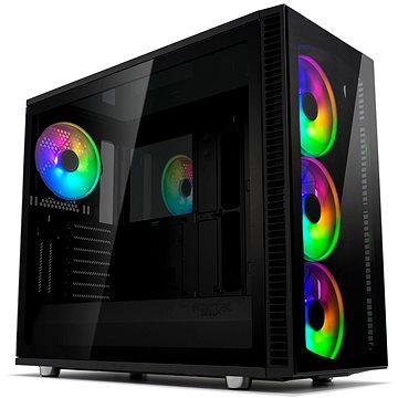 Fractal Design Define S2 Vision RGB Blackout (FD-CA-DEF-S2V-RGB-BKO-TGD)
