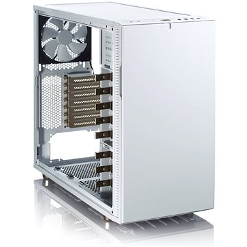 Fractal Design Define R5 White & Gold Window (OEM-CA-DEF-R5-GLD-WT-W)