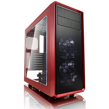 Fractal Design Focus G Mystic Red (FD-CA-FOCUS-RD-W)