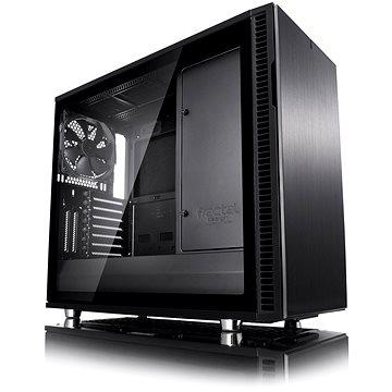 Fractal Design Define R6 Blackout Tempered Glass (FD-CA-DEF-R6-BKO-TG)