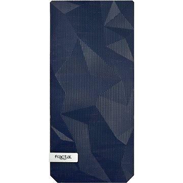 Fractal Design barevný Mesh přední panel pro Meshify C tmavě modrá (FD-ACC-MESH-C-FFILT-BU)